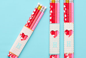 Wedding Gift Ideas Real Simple : Personalized Pencils 9 Unique Wedding Favors - Real Simple