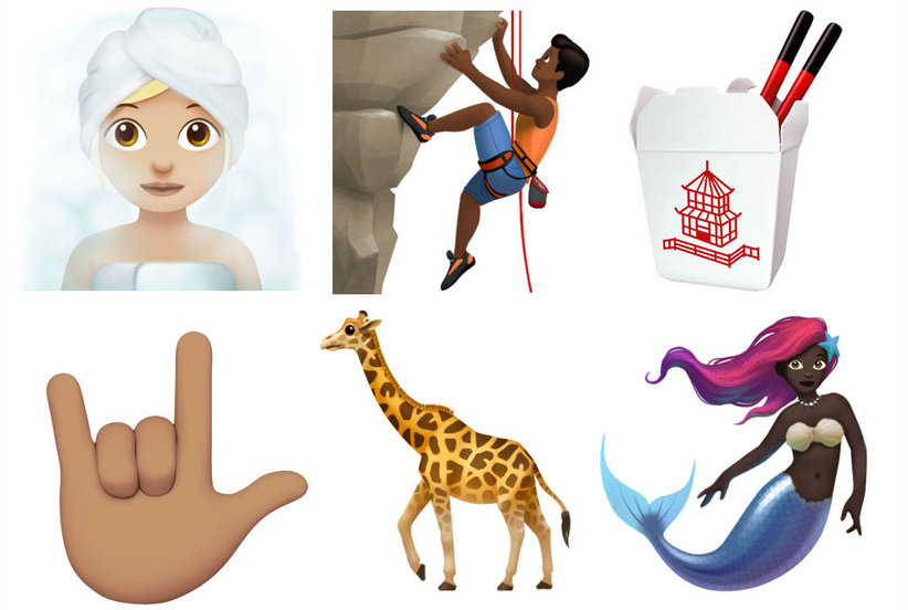 The Cool New Change Coming to Emojis in 2018