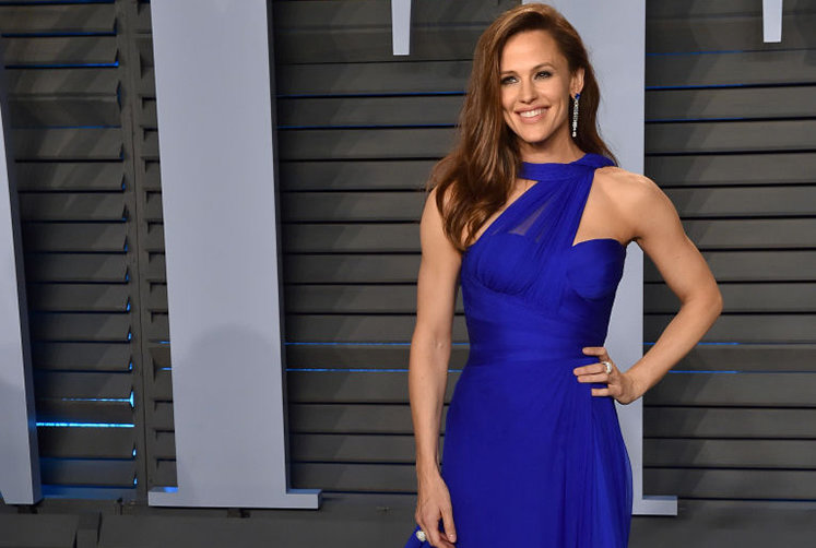 The Secret to Jennifer Garner's Incredibly Toned Arms