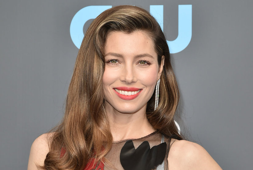 The Sanity-Saving Trick We're Stealing From Jessica Biel