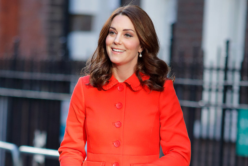 Get the Look: 5 Affordable Alternatives to Kate Middleton's Chic Scarlet Coat