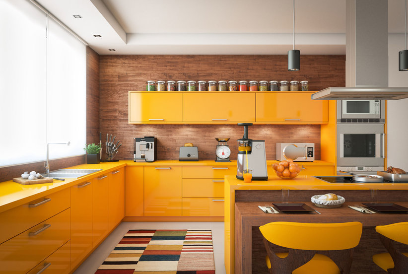 Great Kitchen Color Schemes Real Simple