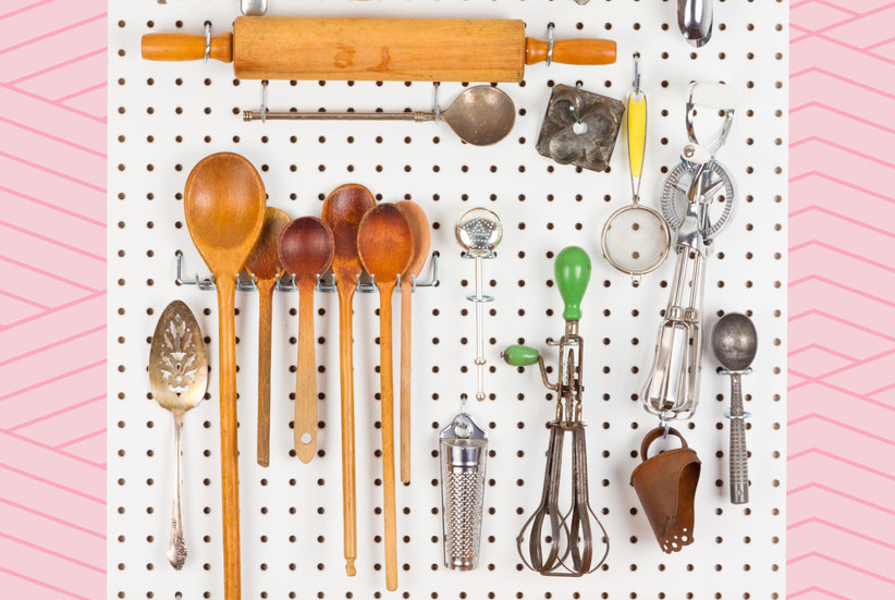 5 Easy Kitchen Updates That Will Make You More Organized (And They're All Under $100)