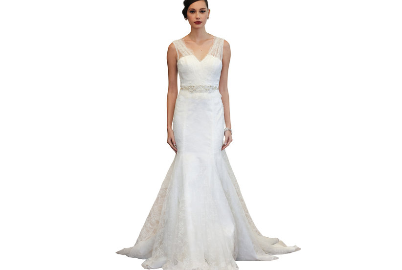 Isabelle armstrong beautiful designer wedding dresses for Real simple wedding dresses