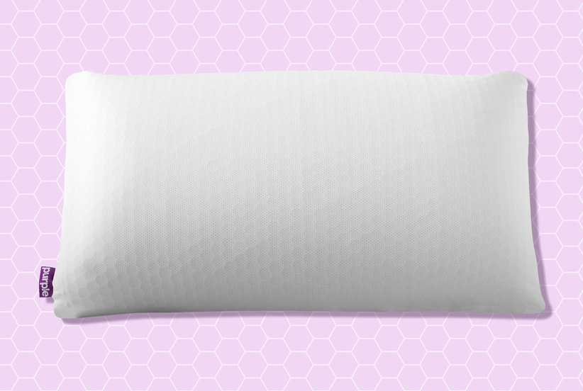 This Insanely Comfortable Cooling Pillow Gave Me the Best Sleep of My Life