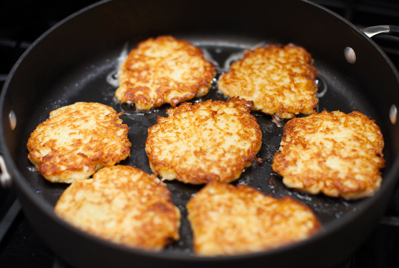 I Just Discovered the Easiest Latke Recipe