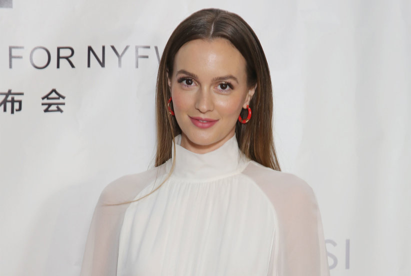 Leighton Meester Has a Shocking New Hair Color (and We Barely Recognize Her)