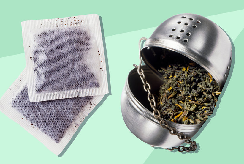 Is Loose Leaf Tea Actually Better Than Using Tea Bags? We Asked an Expert