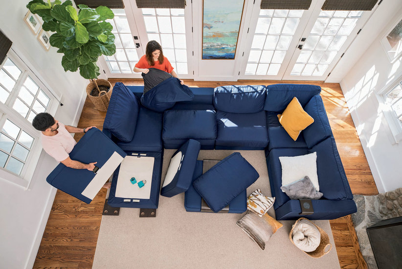 Lovesac Sactional Review: The Versatile Couch We've Been Waiting For