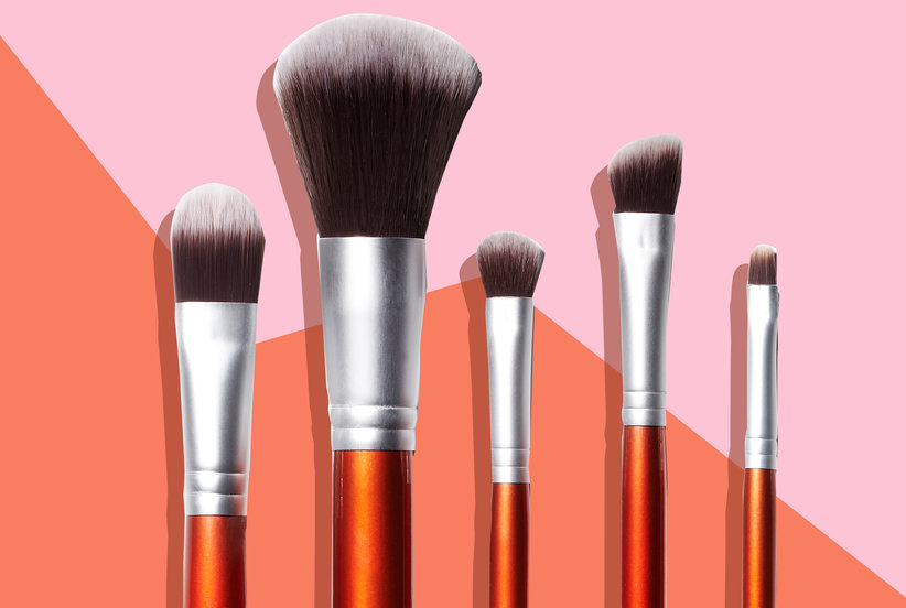 Cleaning Your Makeup Brushes Just Got Easier With This Genius $4 Beauty Buy
