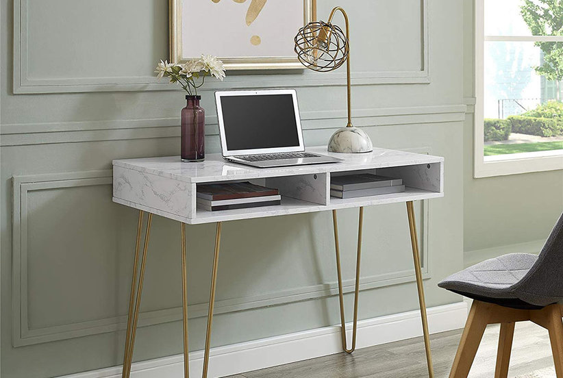 This Chic Home Office Furniture Will Give Your Workspace a Fresh New Vibe