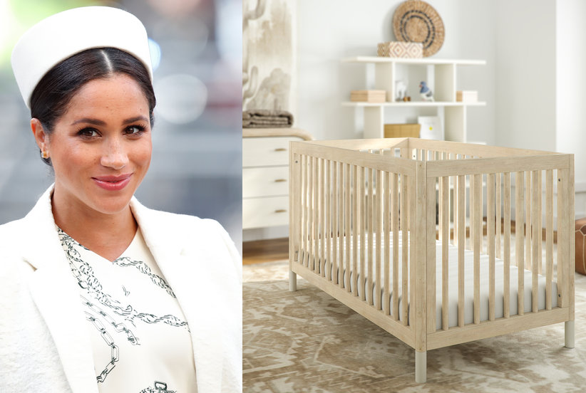 Designers Imagined What Prince Harry and Meghan Markle's Nursery May Look Like, and It's Just as Classy as You'd Expect