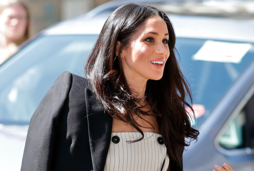 Meghan Markle's Sold-Out Crossbody Bag Is Back and on Sale for $89 (With New Colors, Too)