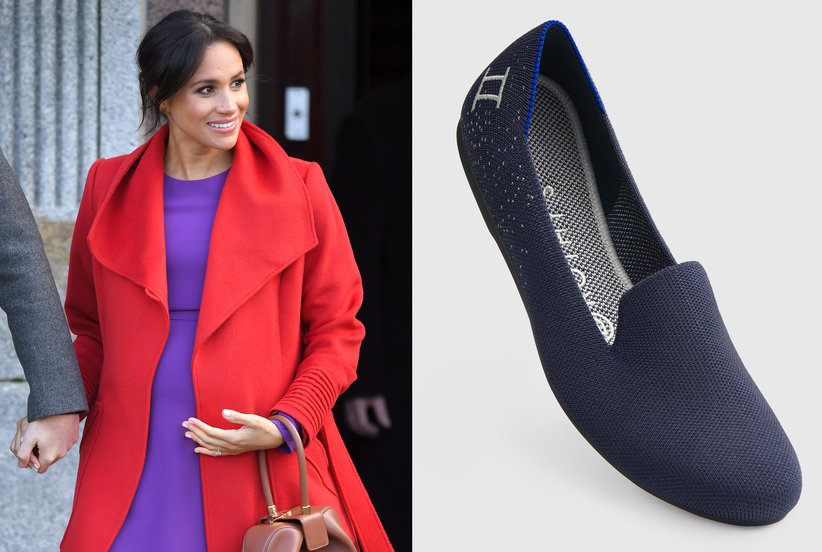 b31bbf58131e1 Meghan Markle s Favorite Comfortable Flats Brand Just Launched a Zodiac  Collection