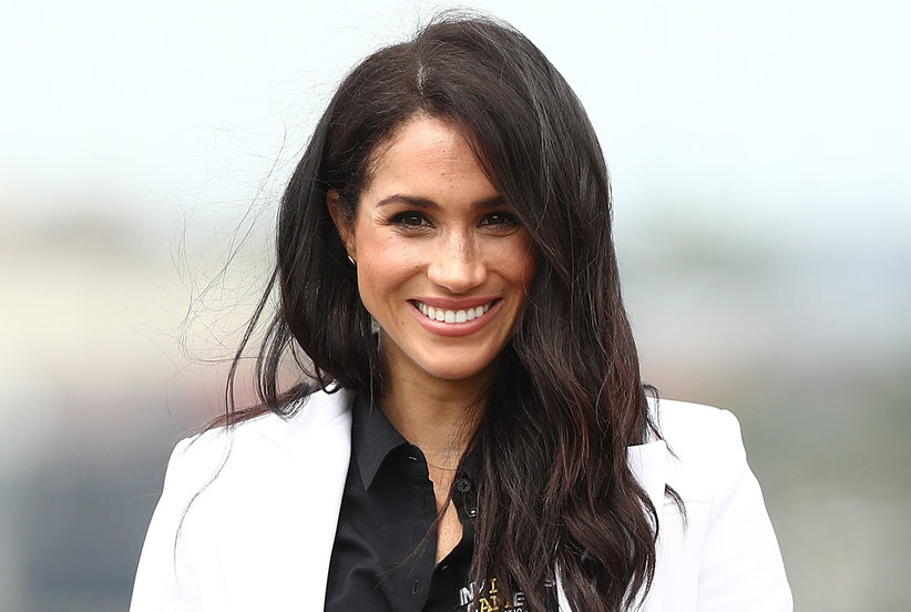Here's Exactly What Meghan Markle Does for Glowing Skin