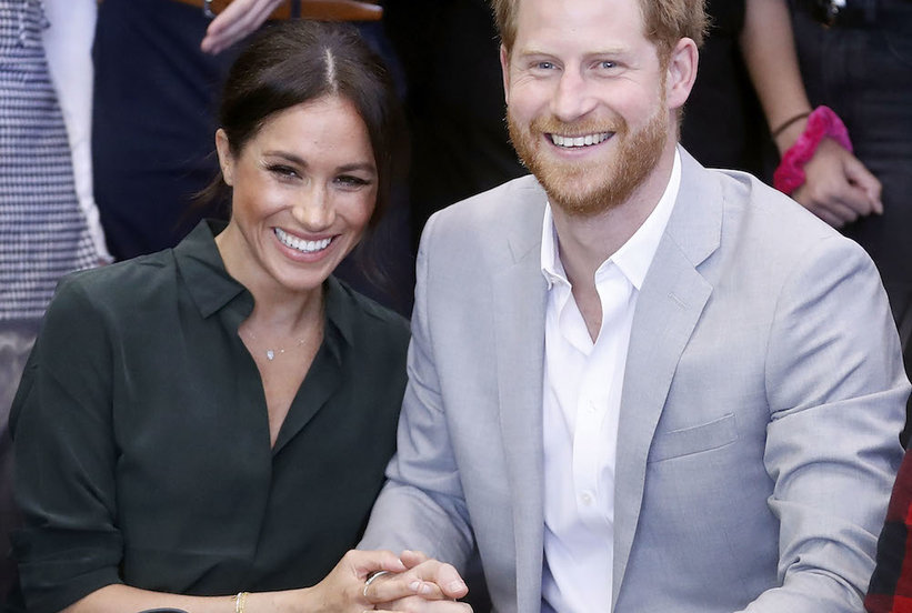Meghan Markle Just Wore This $99 Shirt–And It's Still in Stock