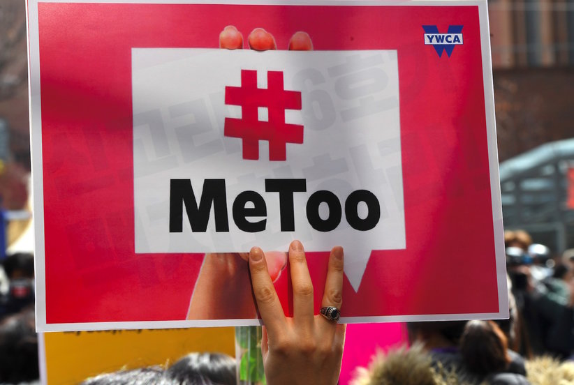 Why the #MeToo Movement Is Giving International Women's Day a Boost