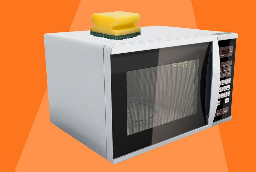 7 Microwave Cleaning Hacks That Will Save You Some Scrubbing