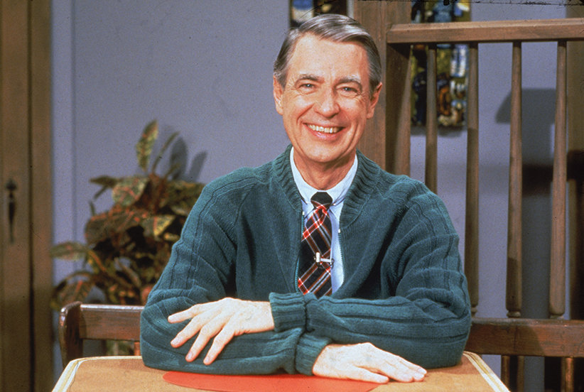 Grab Your Zip-Up Sweater—A Mister Rogers Documentary Is in the Works