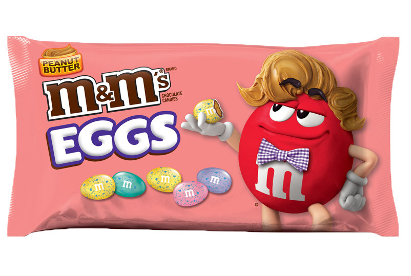 Peanut Butter Speckled Egg M Amp M S Are The Easter Candy You