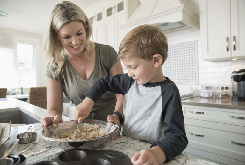 This Is Why I Always Let My Son 'Help' in the Kitchen—Even When It Drives Me Crazy