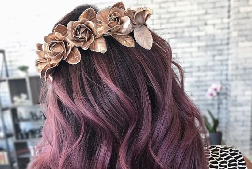 Mulberry Hair Looks Incredibly Cool. Here Are 3 Chic Ways to Pull it Off