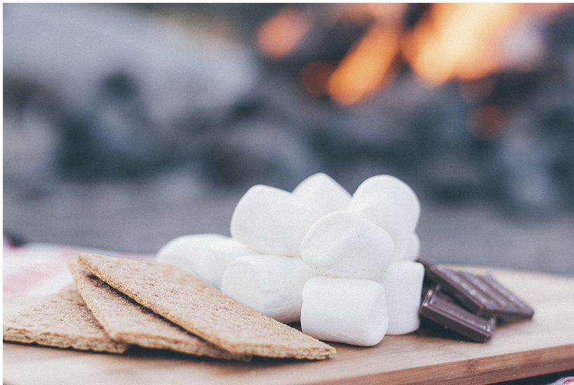 This Is The Best Trick for Making S'mores Inside On National S'mores Day