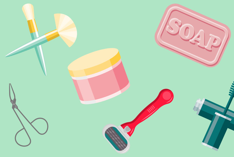 12 Beauty Products and Tools You Should Never Ever Share