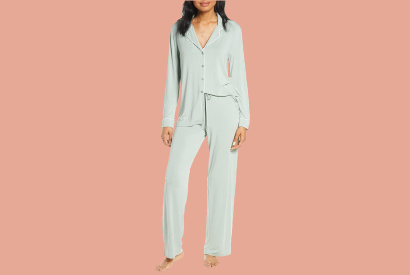 These Cozy Pajamas From Nordstrom Are So Comfortable, Shoppers Say They 'Live In Them'