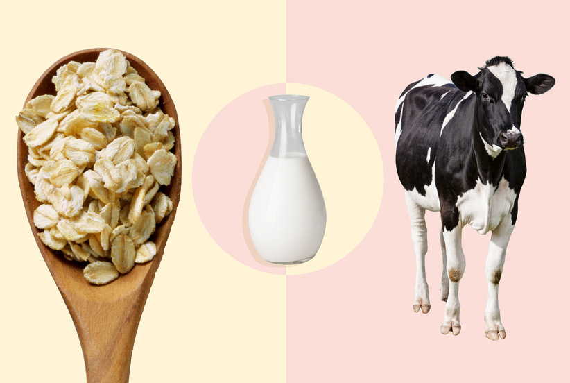 How Healthy Is Oat Milk, Exactly? The Answer May Surprise You