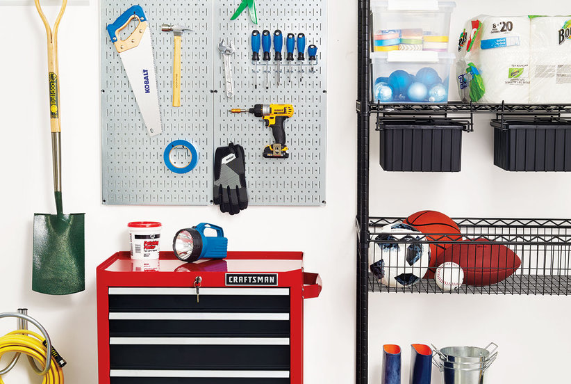 How to Organize Your Garage, According to a Pro Organizer