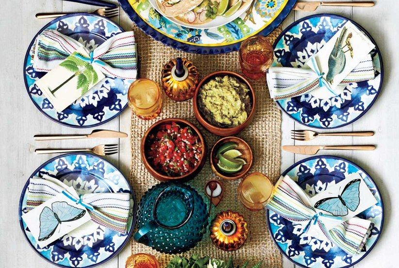 Summer Dinner Party Ideas Part - 35: How To Throw A Summer Dinner Party