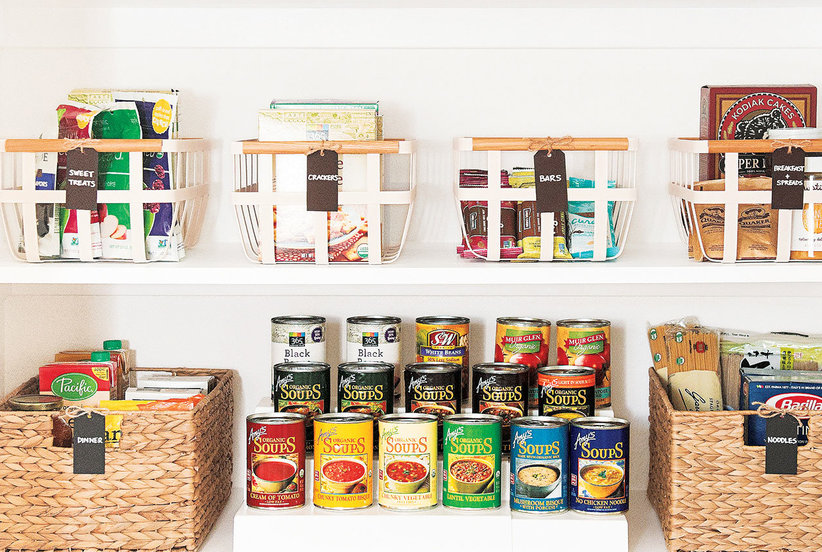 5 Smart Ways to Organize a Pantry
