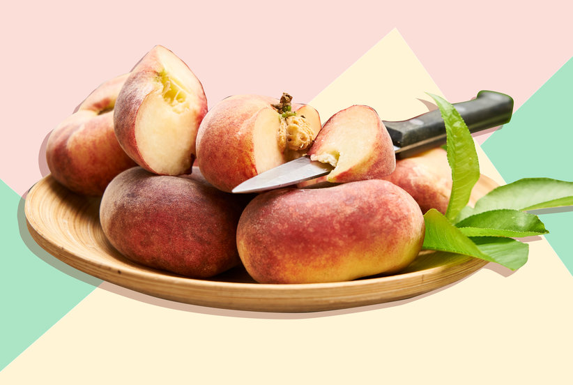 The Best Way to Pick (and Store) a Perfectly Ripe Peach