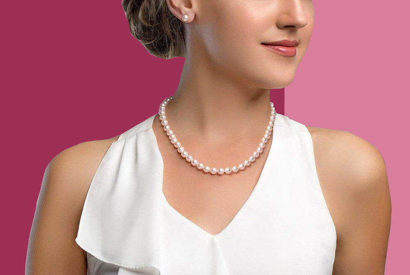 This Pearl Necklace Has a Near Perfect Rating—And You'll Never Guess Where It's From