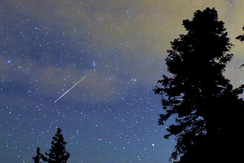 How to See the First Meteor Shower of 2018