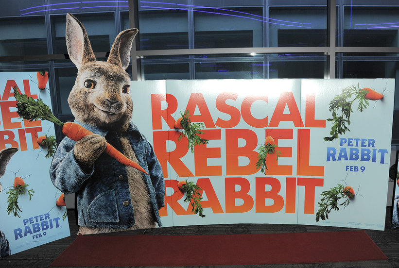 Peter Rabbit Makes Fun of Food Allergies, Pisses Off Moms