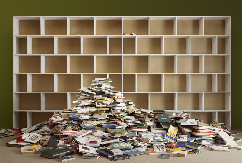 This Is What Happened When I Finally Got Rid of Hundreds of Books