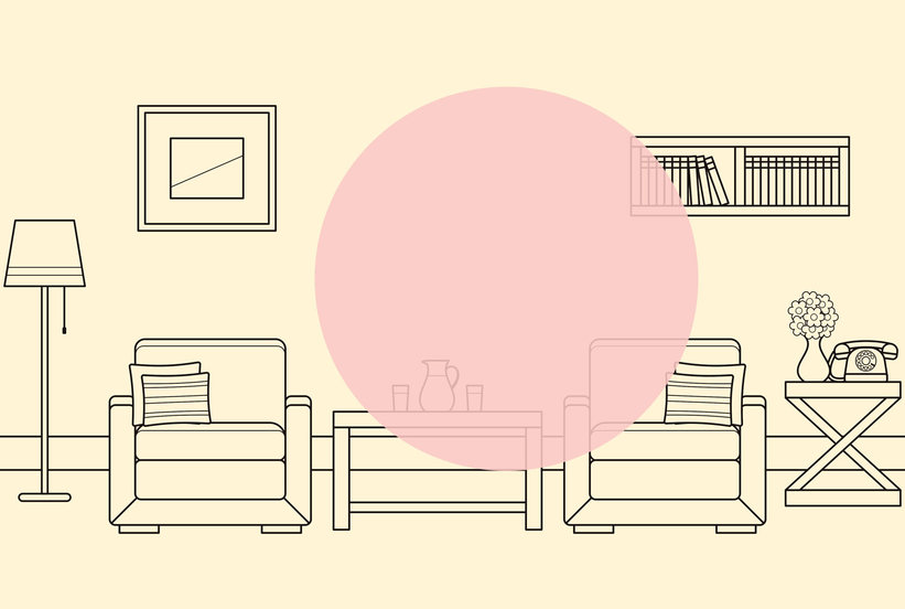 It's Not Just for Nurseries: There Are Pink Color Schemes for Every Room in Your Home