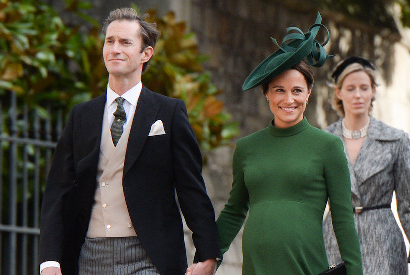 Pippa Middleton Is a New Mom–This Is What Her Baby Boy's Name Means