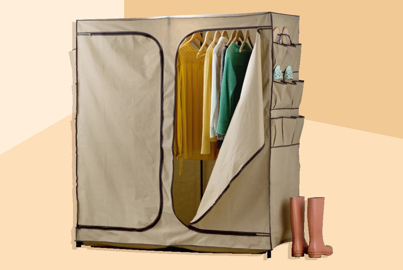 f5f3fcaa4052 12 Best Portable Closets for Every Budget | Real Simple