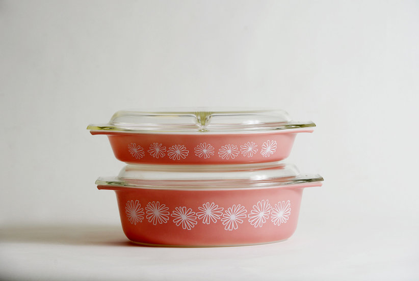 People Are Getting Tattoos to Match Their Favorite Vintage Pyrex Patterns