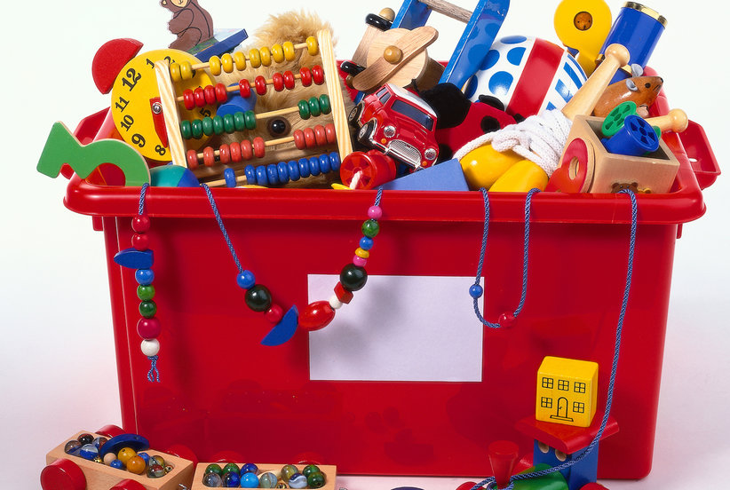 "Why You Should Do a ""Marie Kondo"" on Your Toddler's Toys"