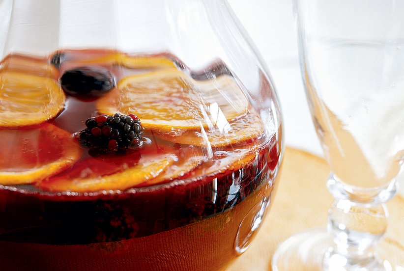 The Only Red Sangria Recipe You Need