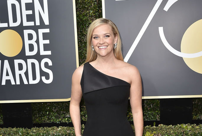 Reese Witherspoon Is Selling Her Golden Globes Gown for a Good Cause