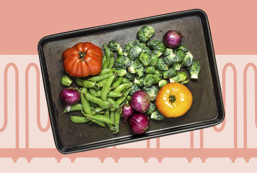 This Clever Cooking Trick Will Seriously Upgrade Your Roasted Vegetables