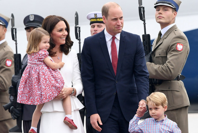 Prince William's Simple Plan to Make His Kids Healthier