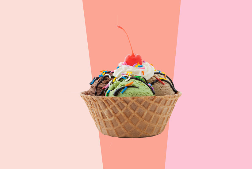 We Tested 48 Different Ice Cream Toppings—These Are the Best