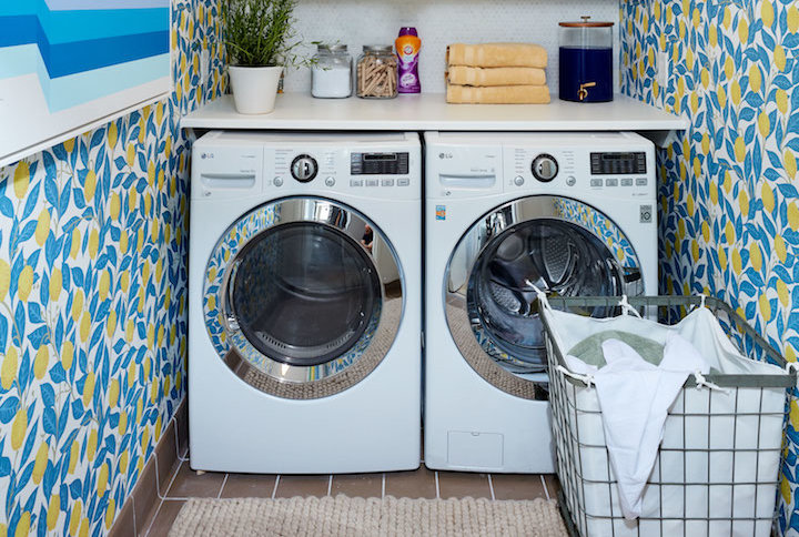 4 Money-Saving Hacks for a Luxe Laundry Room