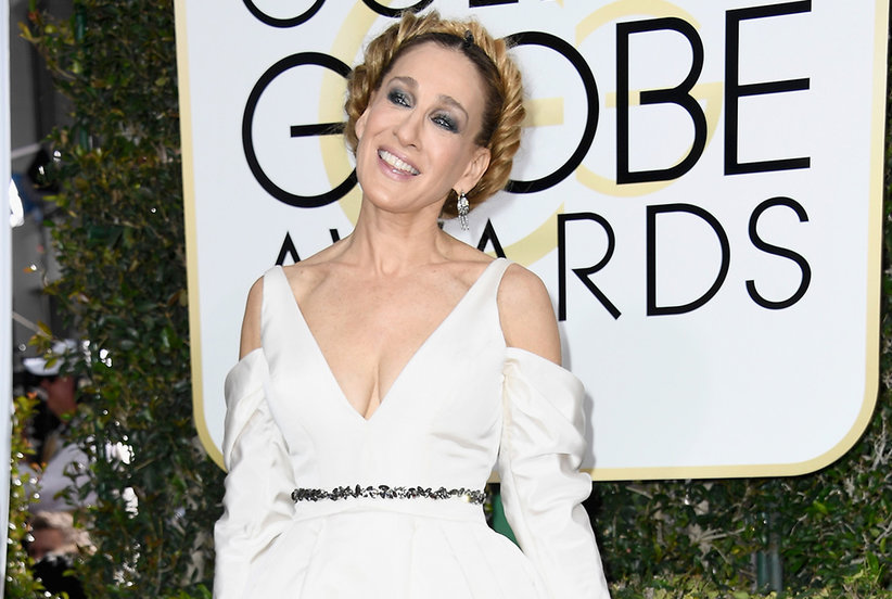 Sarah Jessica Parker Just Launched the Prettiest Wedding Line (Even Carrie Bradshaw Would Love It)